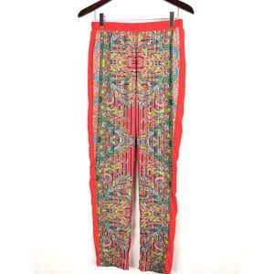 🔸Romeo and Juliet Sheer Coral Printed Pants